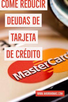 sports shoes 59820 4be63 Aprende combo reducir tus deudas de tarjeta de crédito Finanzas Personales,  Como Ganar Dinero,