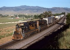 RailPictures.Net Photo: DRGW 3099 Denver & Rio Grande Western Railroad EMD GP40 at Leyden, Colorado by Joe Blackwell
