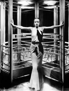 Joan Crawford in Grand Hotel