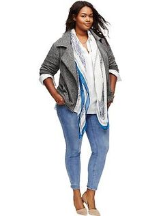 Plus Size Outfit - Old Navy