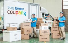 SoftBank Invests $1B In Korean E-Commerce Firm Coupang At A $5B Valuation | TechCrunch