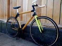 Valid Cycles custom bamboo bike #flickr #wood #fixie