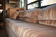 Here are a list of some sofas that can be installed in any RV travel trailer.