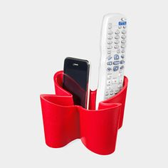 Remote Control Container from MoMA Design Store. Shop more products from MoMA Design Store on Wanelo. Moma Store, Art Store, Remote Control Holder, Remote Caddy, Museum, Tech Gifts, Decorating On A Budget, Decoration, Home Accessories