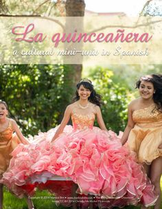 Teach your students about the tradition of the quinceañera using a three-level embedded reading on the subject. The third reading features two versions, one of which requires students to choose between the correct form of 'ser' or 'estar' for each instance, making it perfect for