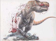 The  Kill      Art by Steve White