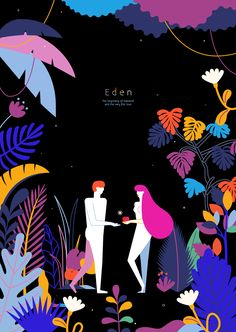 Eden on Behance