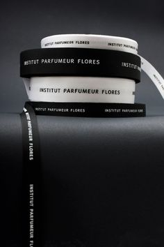 Identity and branding design for the Zagreb perfumery, Institut Parfumeur Flores by Bunch Design.