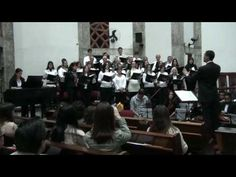 Coral  1ª IPI de Sorocaba - Louva a Deus, ó Jerusalém (praise the lord, ...