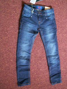 stoere broeken met dubbele laag op de knie