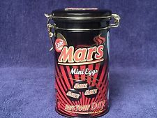 EASTER MARS MINI EGGS RABBIT TIN MARS YOUR DAY