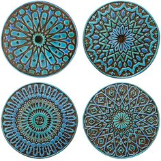gvega - Moroccan ceramic wall art