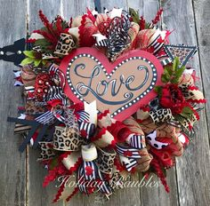 LOVE By Holiday Baubles