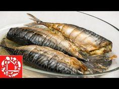 Вкуснейшая закуска на праздничный стол! Легкий рулет с сыром из скумбрии! - YouTube Shrimp, Seafood, Fish, Meat, Youtube, Sea Food, Beef, Youtube Movies