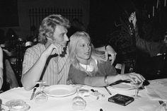 Sylvie Vartan et Johnny Hallyday en 1968