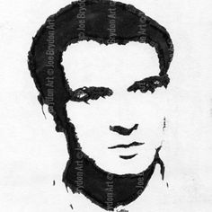 Here, I wanted to draw someone who may not be instantly recognisable. He wasn't even slightly famous during his life time, and all of the fame he received was after he died, aged 20. After a brief moment of worldwide attention in 1969, he retreated to a footnote in the history of Czechoslovakia. Any guesses who this might be? First correct guess will win 50% discount on a print of their choice from my Etsy listings. How about that!  #giveaway #competition #discount #famous #Czechoslovakia…