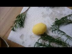 Fabian kocht: Rosmarinkartoffeln, Kartoffeln mal anders. Einfach und Lecker! - YouTube