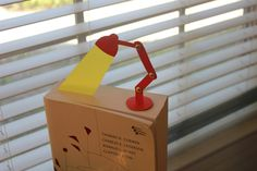 (adsbygoogle = window.adsbygoogle || []).push({}); This is probably the most creative bookmark design you will ever see! It is a reading lamp shaped bookmark which appears to be throwing light at t…