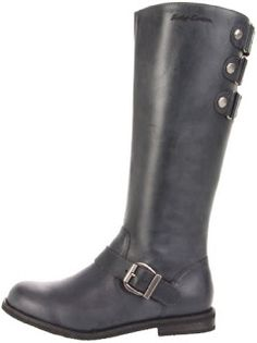 Harley Davidson Boots: Harley Davidson Boots - Women's Chesleigh Motorcycle Boot $190.00