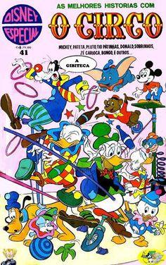 Disney Especial - 041 : O Circo