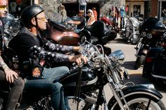 If We Get It We Chose to Be Here: Despite Virus Thousands Converge on Sturgis for Huge Rally