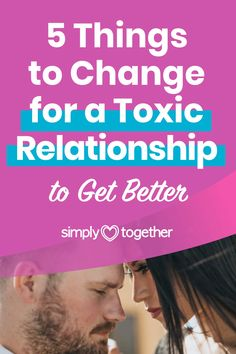 This article explores the topic of what it takes to fix a toxic relationship. Some people don't want to leave abusive relationships before they feel like they did everything they could, to make things better. Sometimes both partners are willing to make an effort and try to save the relationship. Here you'll find some useful tips and advice to help you along the way. Abusive Relationship, Toxic Relationships, Signs Of Emotional Abuse, Make An Effort, What It Takes, Do Everything, Get Well, Along The Way, Helpful Hints