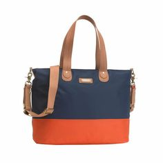 Color Block Tote | giggle