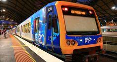 #ALSTOM METRO MELBOURNE AUSTRALIA Alstom completes delivery of eight X'trapolis trains for Melbourne 2015