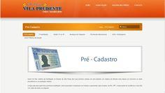 Página de Pré-cadastro da Auto Escola Vila Prudente - Guarulhos