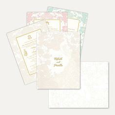 This Elegant Pea Theme Invitation Is Made Out Of Finest Quality Ivory Cream Paper