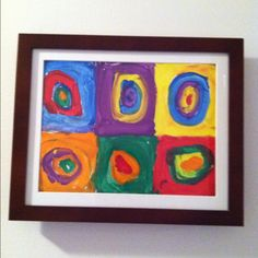 Frames for kids artwork- they are cabinets that can hold 50 pieces of ur kids art- www.dynamicframes.com