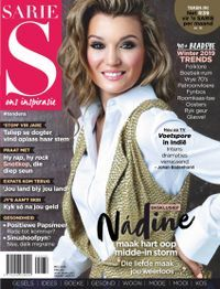 All the issues of SARIE on our Newsstand. Get the subscription to SARIE and get your Digital Magazine on your device. Louis Trichardt, Allyson Felix, Milk Tart, Sidi Bou Said, Super Rugby, Men's Vans, Buddy Holly, Miles Davis, Jamie Oliver