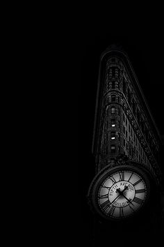 ThE ClocK # by Guillaume Rio on 500px