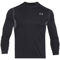 Under Armour HeatGear Coldblack Run Long Sleeve T-Shirt - Men's