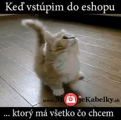 Keď vstúpim do obchodu.... | www.mojekabelky.sk