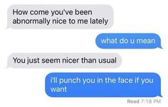 Image about quotes in Text Messages by 𝕰nchanted𝕷ightning Cute Texts, Funny Texts, Intp, Cute Relationships, Relationship Goals, Likes Youtube, Touko Pokemon, Jace Lightwood, Behind Blue Eyes
