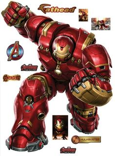 Avengers: Age of Ultron - Hulk Buster by Fathead