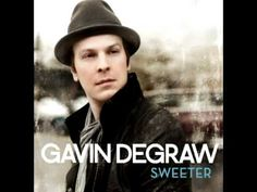 One of my favorite songs by the always incredible/handsome Gavin Degraw. Amazing lyrics in his song Soldier