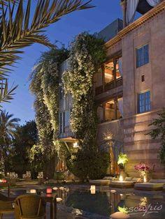 Dar Rhizlane Palais Table d'hôtes & Spa . Marrakesch, Marokko