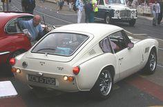 Triumph gt6 coupe