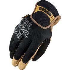 Mechanix Wear Leather Work Gloves