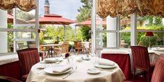 Restaurant Le Pavillon - Hôtel Westminster - Avenue du Verger - 62520 Le Touquet