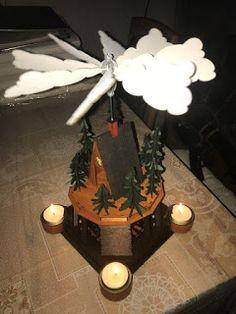 DAMASU-Info-Blog: Weihnachtsgrüße aus Thüringen Stollen, Planer, Blog, Christmas Ornaments, Holiday Decor, Home Decor, Wood Art, Craft Tutorials, Christmas Time