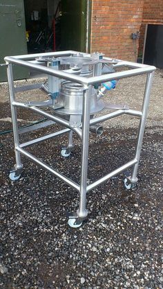 Stainless fabrication Stainless Steel Fabrication, Drafting Desk, Furniture, Home Decor, Decoration Home, Room Decor, Home Furniture, Interior Design, Home Interiors