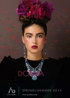 Fashion Editorial Jewelry Frida Kahlo 69 Ideas For 2019 Clean Gold Jewelry, Black Gold Jewelry, Mexican Fashion, Mexican Style, Mexican Party, Jewelry Editorial, Editorial Fashion, Bijoux Design, Ayala Bar