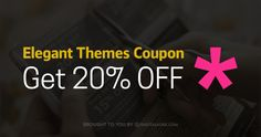 ElegantThemes offers stunningly beautiful WordPress themes and plugins. Use our Elegant Themes coupon to get 20% off on your purchase. How Do I Get, How To Find Out, How To Make Money, At Home Workout Plan, At Home Workouts, Animation Institute, Some Love Quotes, Protein Shake Recipes, Stunningly Beautiful