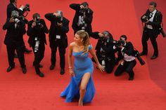 We pick some of the most outstanding outfits seen on the perennial highlights on the red carpet at the Cannes Film Festival. The 69th edition of the annual movie showcase attracts the biggest international stars dressed in impeccable gowns and exquisite jewellery.   https://www.flickr.com/photos/senatusnet/26418318613/