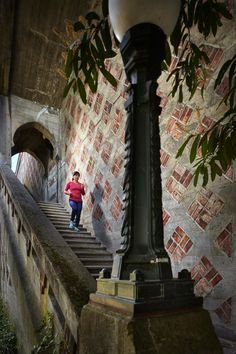 Take the stairs: It's great exercise, and you can do it all over Seattle