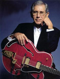 Chet Atkins - so smooth Loved him! He was also a fellow ham radio operator!