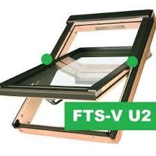 FAKRO Okno Dachowe Obrotowe FTS-V U2 78x140